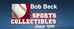 Bob Beck Sports Collectibles